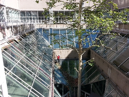 Kletterausrüstung Bonn : Projekte u seite industriekletterer bonn